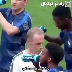 لحظات فان فوتبال در جام...