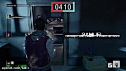 تریلر گیم پلی بازی Resident...
