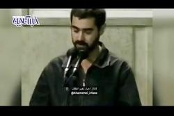 درخواست شهاب حسینی از ر...