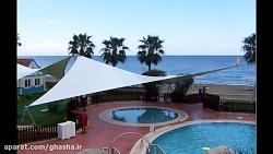 حقانی 09380039391-انواع سازه های چادری-سقف چادری رستوران