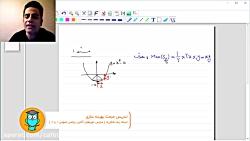 تدریس مبحث بهینه سازی از درس ریاضی عمومی ۱ و ۲ با استاد شکرزاد