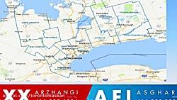 مناطق شهر تورنتو کانادا را بهتر بشناسیم