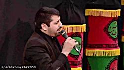 شب دوازدهم - محرم 1441 - حسینیه اعظم زنجان - حاج علیرضا بیگدلی - روضه