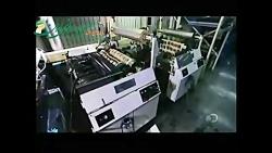 فیلم تولید لیوان یکبار مصرف کاغذی