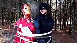 السا وانا و مرد عنکبوتی