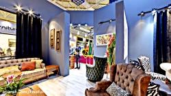 غرفه مبلمان تیس در نمایشگاه بین المللی
