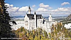 25 مکان جذاب و زیبا در اروپا که باید حتما در تور اروپا ببینید