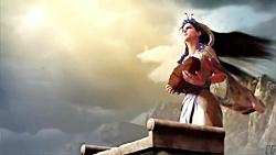 داستان زندگی خدای جنگ خیلی جالبه ببینید حال کنید