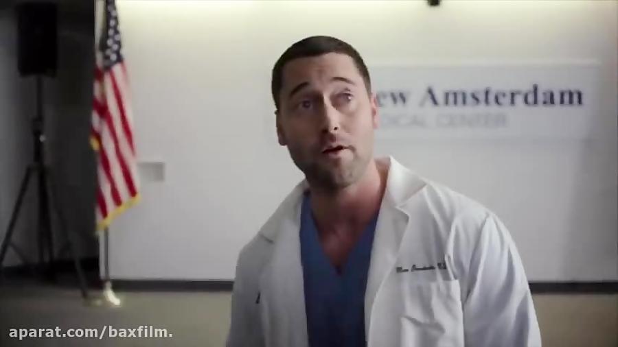 دانلود فصل دوم سریال New Amsterdam