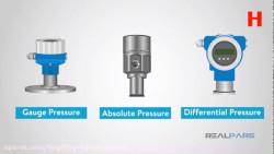 فشار صنعتی به چند روش اندازه گیری می شود