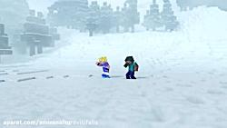 انیمیشن زیبای ماین کرافت