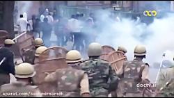ربوده شدن مردان کشمیری توسط نیروهای نظامی هند