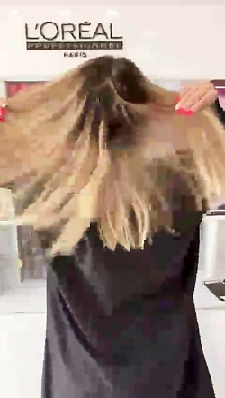 نحوه ریشه گیری موی هایلایت در مرکز رنگ مو اصفهان