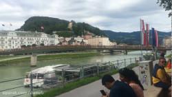 سالزبورگ اتریش در یک نگاه