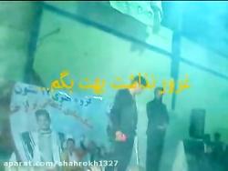 شاهرخ شریفی اجرای زنده۹۱
