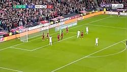 خلاصه بازی میلتون کینز دونز 0-2 لیورپول