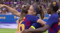 فول مچ بازی زنان بارسلونا 2-1 یوونتوس ( لیگ قهرمانان اروپا )