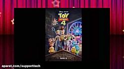 معرفی انیمیشن داستان اسباب بازی ۴ (toy story 4)