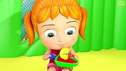کارتون و ترانه شاد آموزشی برای کودک - Giant Inflatable Balloon
