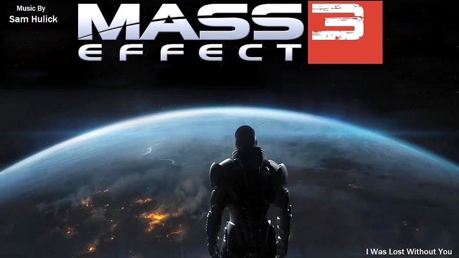موسیقی بازی Mass Effect 3 - آهنگ I Was Lost Without You