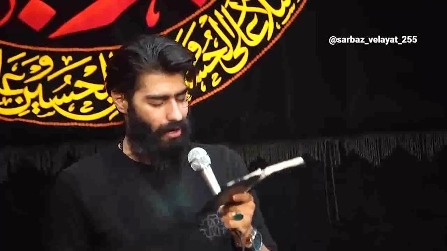 شاهکار جدید برای امیرالمومنین علیه السلام با مداحی طوفانی کربلایی محمود عیدانیان