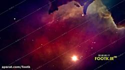 فوتکا - دانلود رایگان فوتیج گذر از ابرهای کهکشان ناشناخته - دانلود در footk.ir
