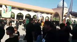گروه مارش وبوشهری ابوالفضل عباس شهرک انقلاب (دزفول)