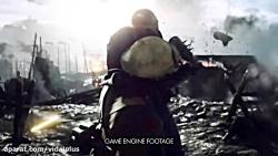 تریلر رسمی بتلفیلد 1 ( Battlefield 1 )