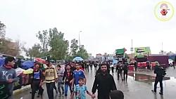 موكب برير بن خضير الهمداني 14 صفر 1439ه كربلاء