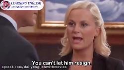 آموزش زبان انگلیسی توسط سریال