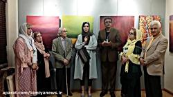 کافه خبر وگزارش اختصاصی از گالری انتظامی به مدیریت سحر انتظامی (۷)