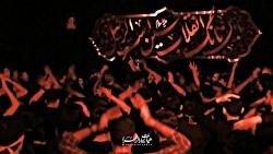 شور لطمه زنی حضرت رقیه (س) حاج ابوذر بیوکافی