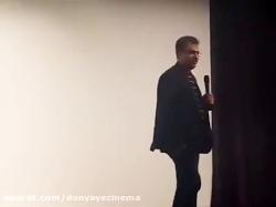 اختصاصی دنیای سینما: انتقاد علیرضا رئیسیان از وضعیت اکران