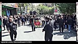 کلیپ محرم سال 98 هیئت جوانان علی اکبر محله فلاح با کیفیت HD