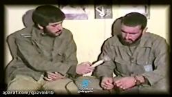 روایتی از شهید رضا حسن ...