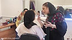 آموزش میکاپ با مدرک بین المللی در تهران