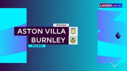 خلاصه بازی استون ویلا 2 - 2 برنلی |هفته هفتم لیگ جزیره