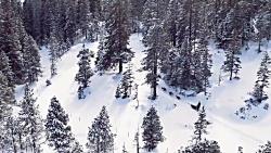 نگاهی به طبیعت خارق العاده سوییس در زمستان!
