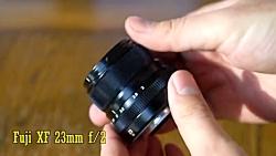 لنز فوجی فیلم XF 23mm f/2 R WR