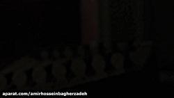 امیرحسین باقرزاده - سنتور - رویای خیس