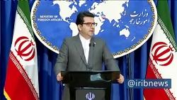 واکنش موسوی، سخنگوی وزارت امور خارجه به اتهامات بن سلمان علیه ایران