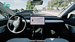 ویژگیهای جدید سیستم عامل خودرو تسلا شما را شگفتزده خواهد کرد