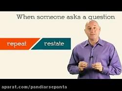 نکات مهم برای جلسات پرسش و پاسخ در ارائه ها
