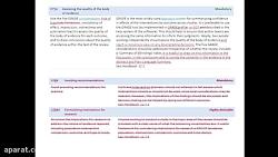 وبینار استانداردهای MECIR- بخش سوم