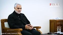 سرلشکر سلیمانی: اگر جنگ ۳۳روزه متوقف نمیشد، ارتش رژیم صهیونیستی متلاشی میشد