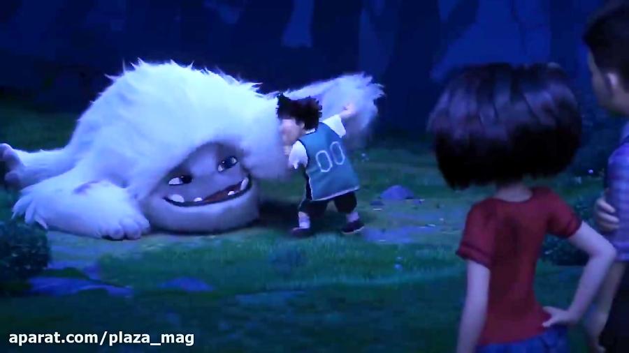 تریلر انیمیشن Abominable
