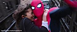 فیلم سینمایی مرد عنکبوتی -دور از خانه