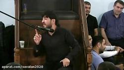 نوحه ترکی آذربایجانی-حاجی ظاهر میرزوی-عاشورا 2019-سلام ابالفضل