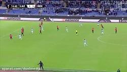 خلاصه بازی لاتزیو 2 - رن 1 در لیگ اروپا (11 مهر 1398)