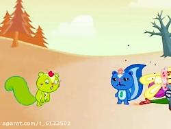 انیمیشن دوستان شاد درختی - قسمت ۵۴